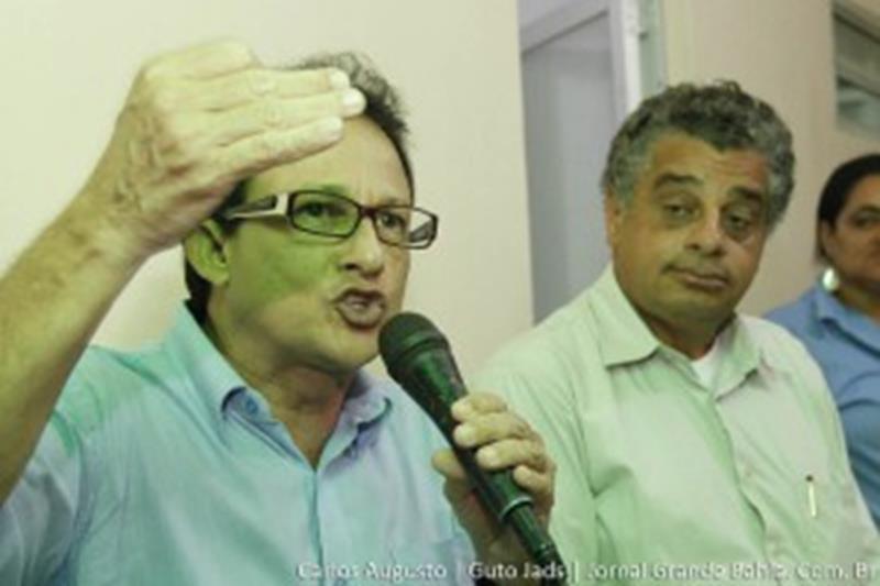 Mauricio Carvalho, foto Guto Jades/ Jornal Grande Bahia