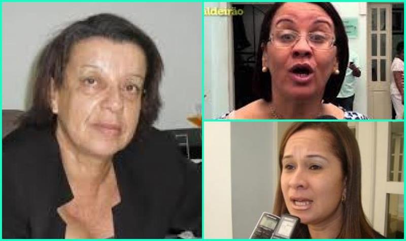 Ana Rita elogia Neínha e não tira o chapéu para Cíntia Machado