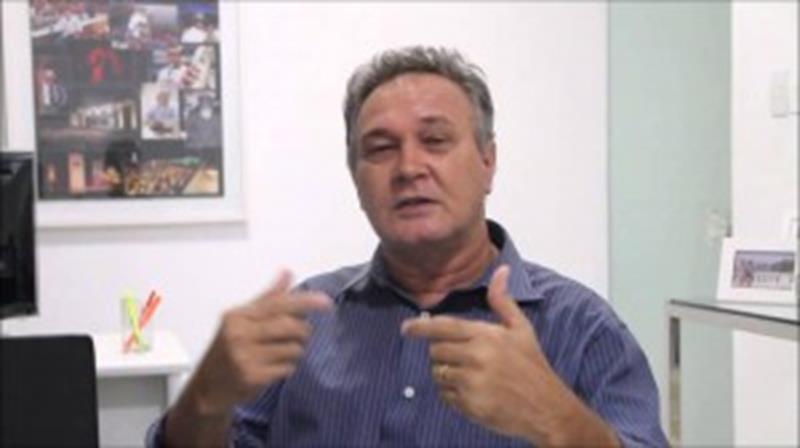 """Alvaro Rios, """"Não entendi nada"""""""