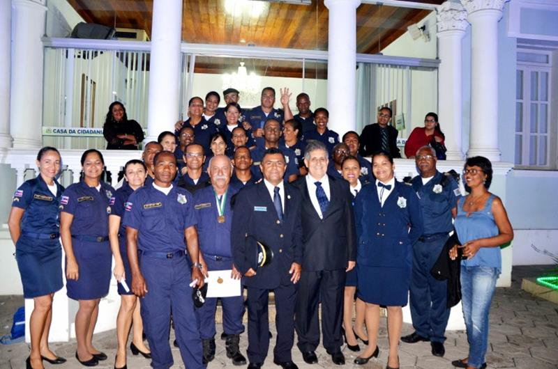 1204 anos da Guarda Municipal de Feira de Santana