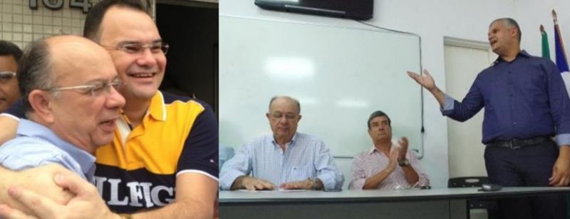 Pablo nomeado secretario, PHS mostra força e Zé Roaldo e Ronny seguem cada vez mais unidos