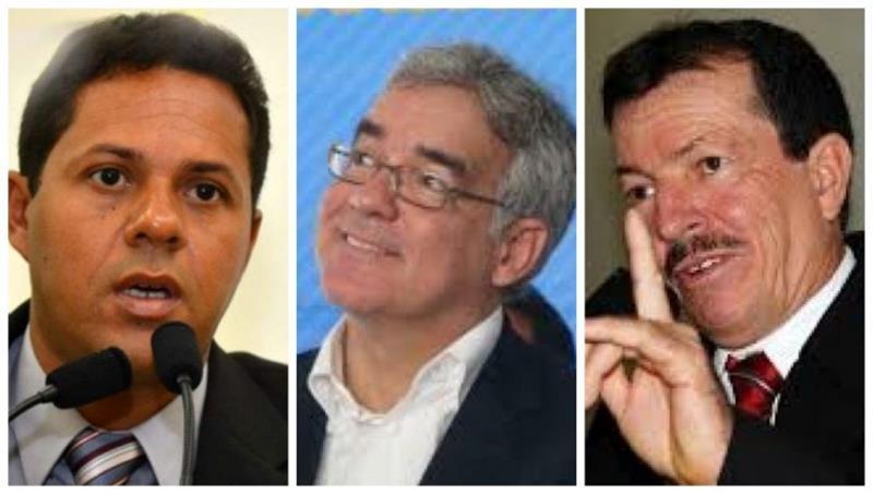 Beldes, Marialvo e Zé Neto
