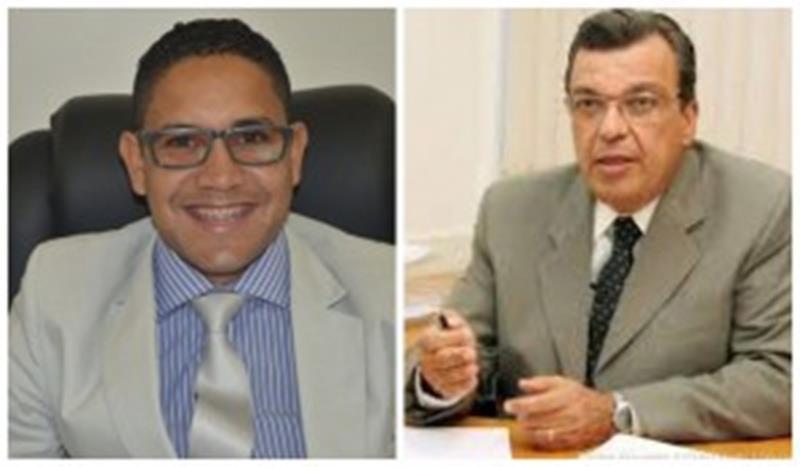 Vereador Ron e Targino Machado