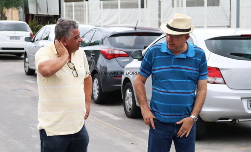 José Ronaldo e Tarcizio Pimenta