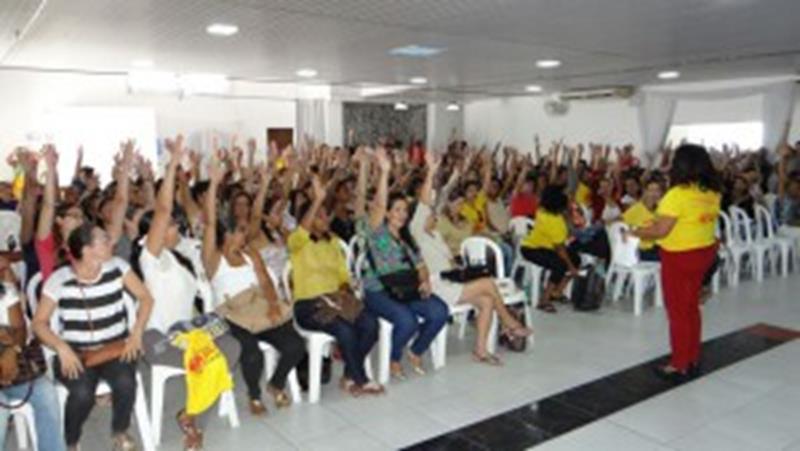 Fim da greve dos professores em Feira de Santana