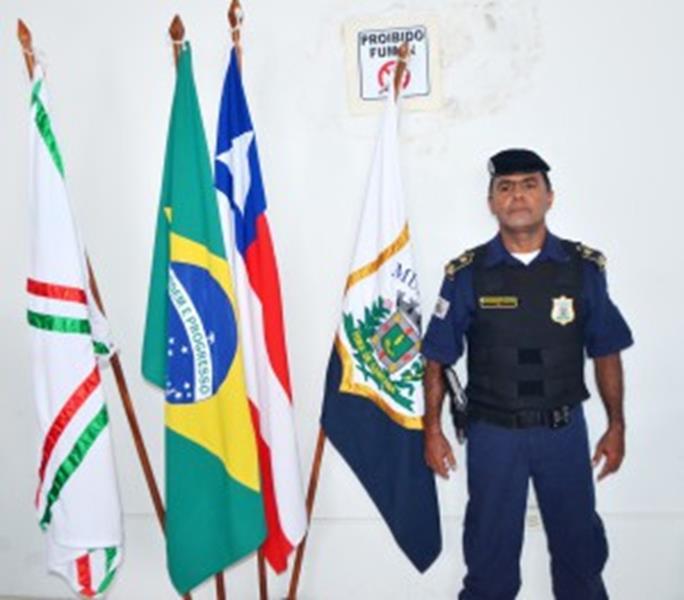Comandante Ailton Almeida