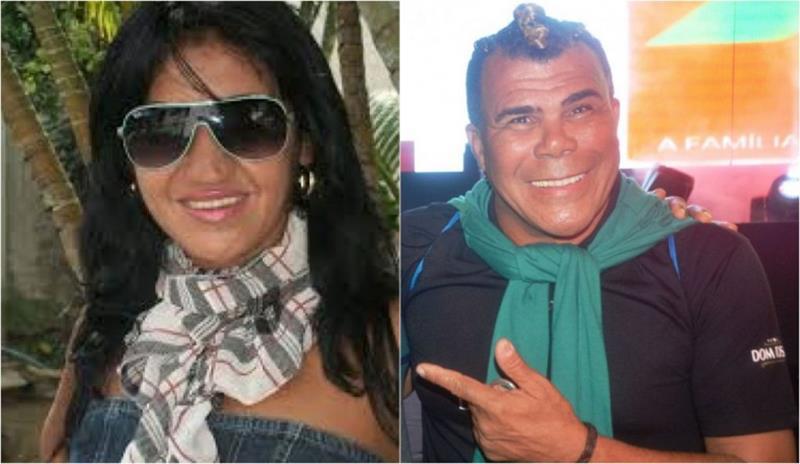 Célia Zain e Djalma Ferreira