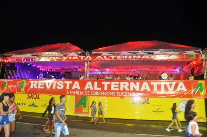 Revista Alternativa -Camarote