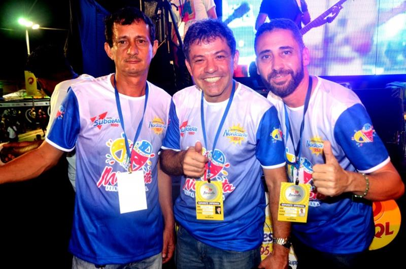 Lucival Lopes comanda a Nordeste FM na Micareta