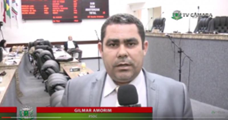 Gilmar Amorim
