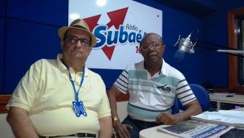 Silverio Silva e Dr Beto Coelho