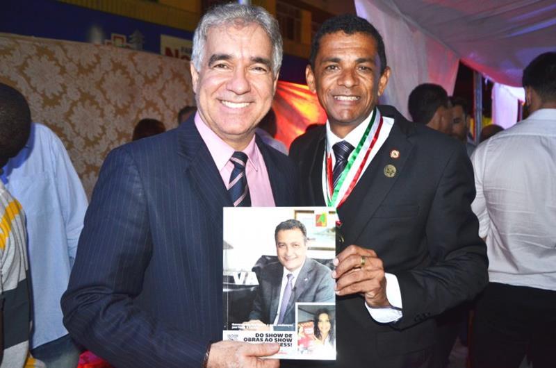 Deputado Zé Neto e Girlanio Guirra