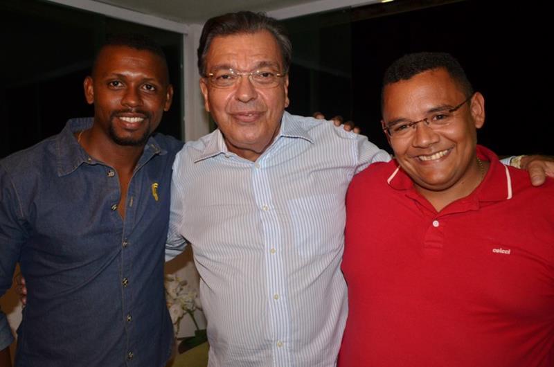 Wilton, Targino e Felipe