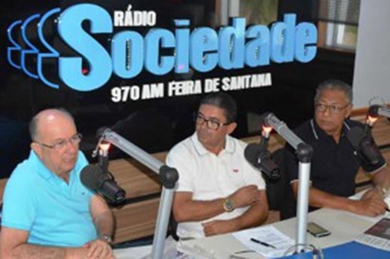 Zé Ronaldo, Lancaster e Agnaldo Santos