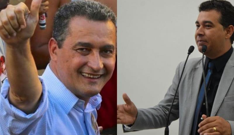 Marcos Lima e Rui Costa