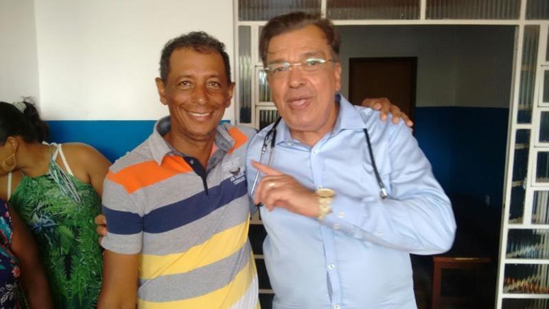 Targino Machado e Adilson do Jacu