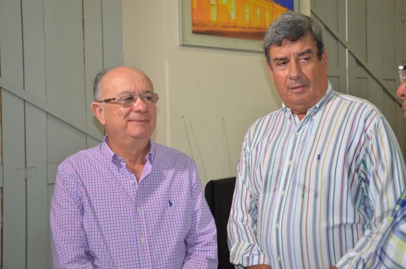 José Ronaldo e Collbert Martins