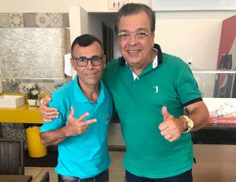 Targino Machado e Dedeu