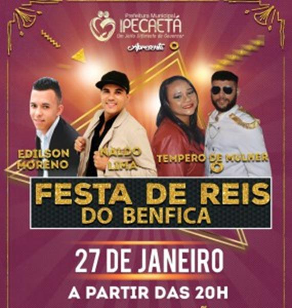 Festa de Reis do Benfica-Ipecaetá