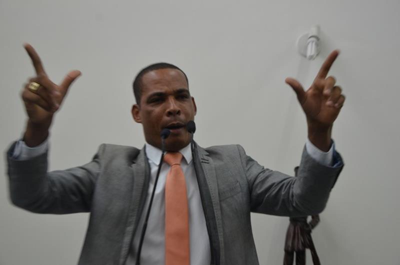 VEREADOR LUIZ DA FEIRA
