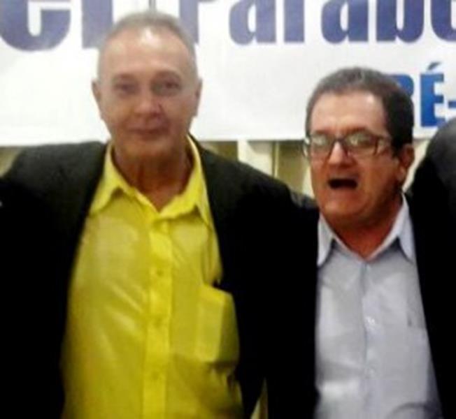 Alvaro Rios e Sargento Joel