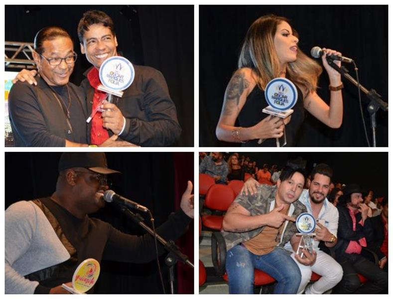 Troféu Oscar Folia fecha a Micareta de 2018