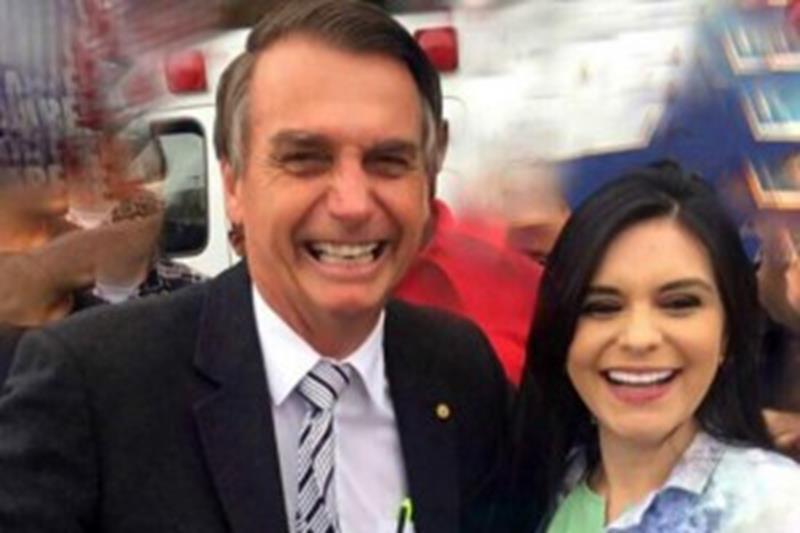 thumbnail_Dayane Pimentel e Jair Bolsonaro (2)
