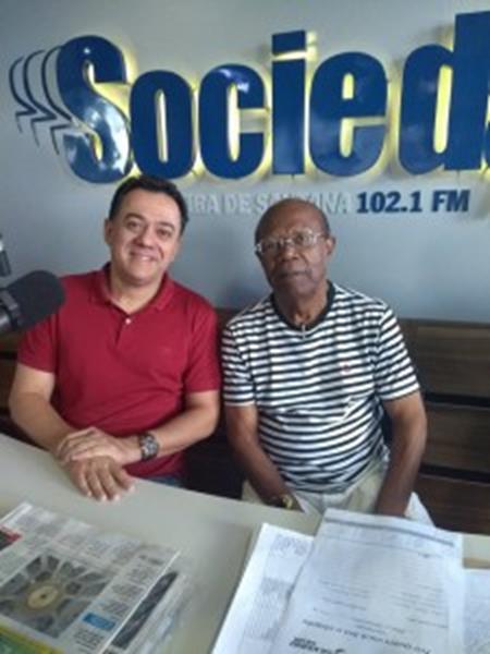Marcelo Alexandrino e Silverio Silva