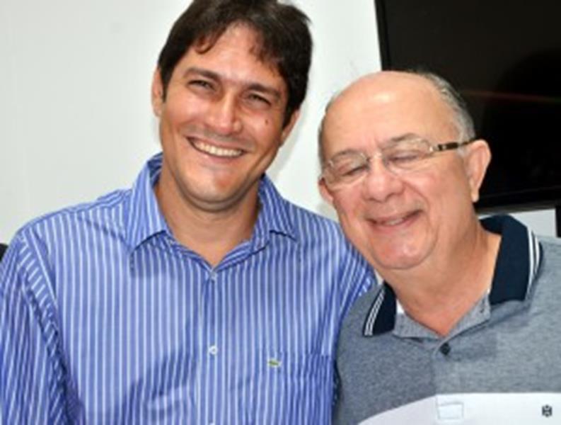 Dr. Junior de Tico e Zé Ronaldo
