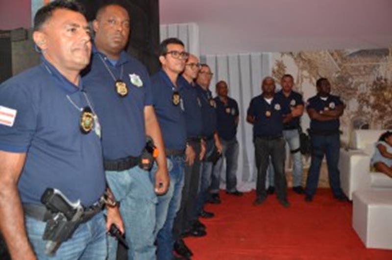 Guardas Municipais de Feira de Santana