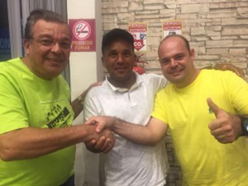 Targino Machado mais fortalecido em Serra Preta