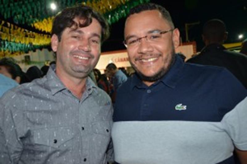 Felipe Vieira e Zé de Maninho