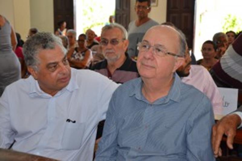 Tarcizio Pimenta e Zé Ronaldo