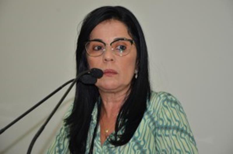 Vereadora Gerusa candidata a deputada federal