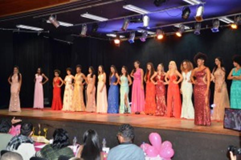 Concurso Miss Simpatia e Miss TV Caldeirão