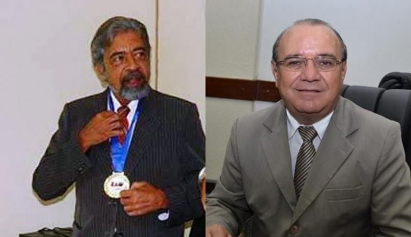 Viltalmiro Cunha e  Zé Carneiro