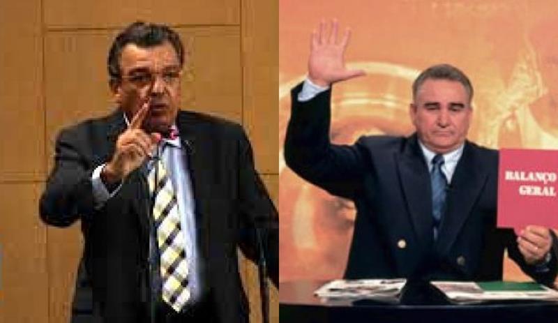 """Deputado Targino Machado dá cartão vermelho a Varela, """"se equivocou ao criticar todos os deputados"""""""