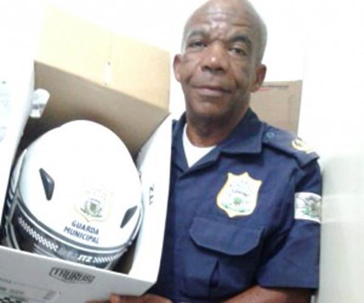 Guarda Municipal sub-inspetor  Janilson