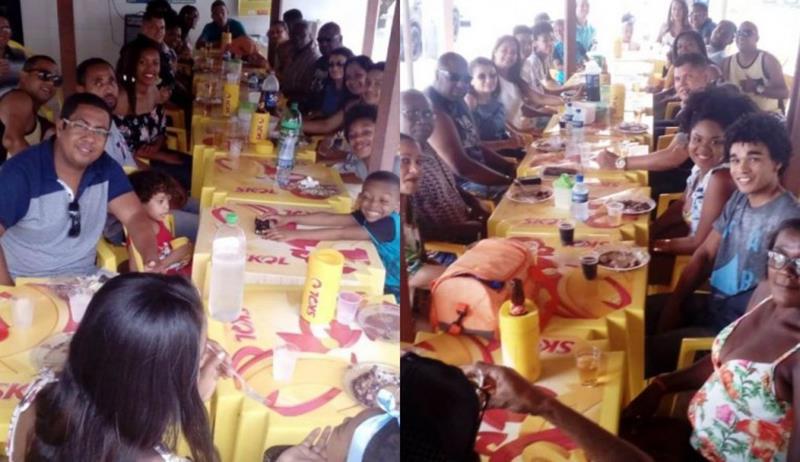 Guardas Municipais de Feira de Santana/foto divulgação