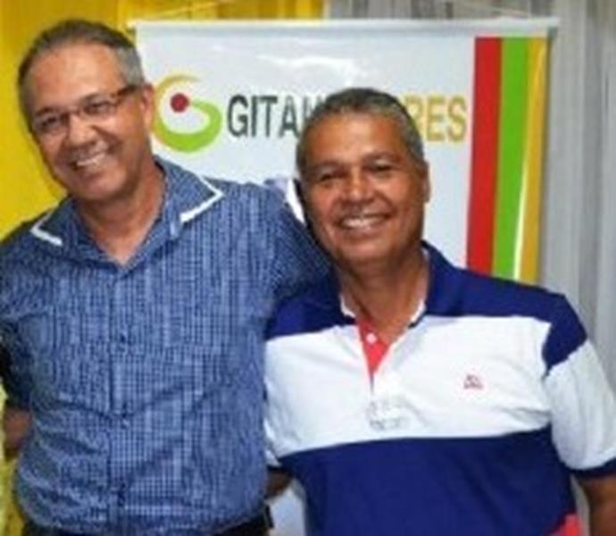 Carlos Geilson e Carlinhos Mocotó